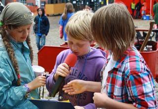 Hörspiel-Workshop mit NDR Info
